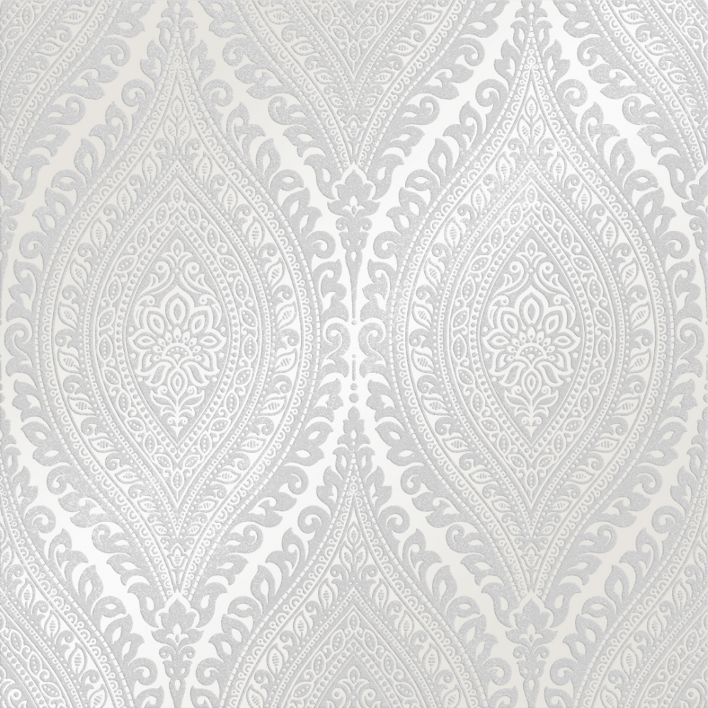 I Love Wallpaper Ariana Wave Wallpaper Silver White