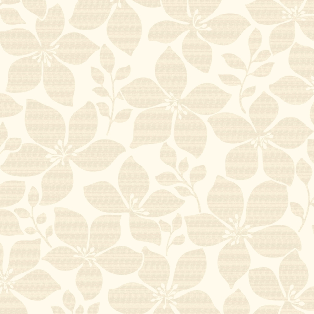 Fine Decor Athena Floral Wallpaper Beige Cream Fd40396