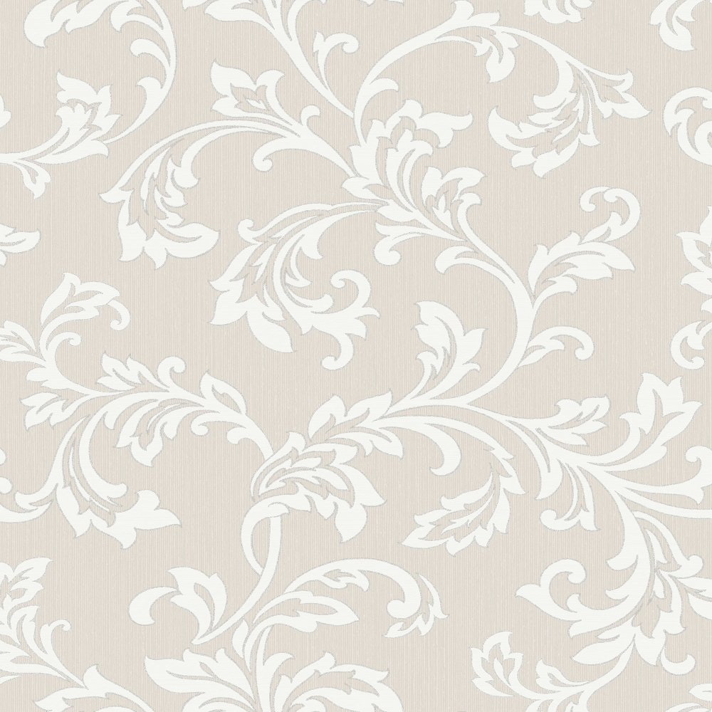 Fine Decor Cavendish Floral Wallpaper Beige Fd40991 Wallpaper