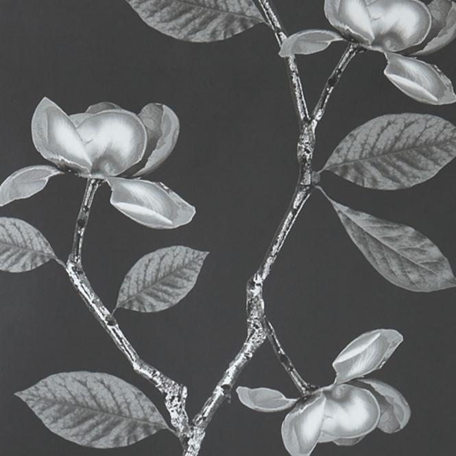 Jocelyn Warner Flora Hand Screen Printed Floral Wallpaper