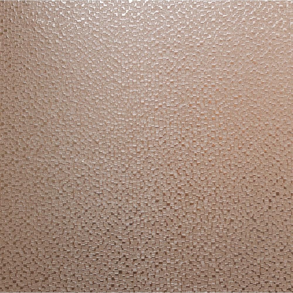 Henderson Interiors Jewel Metallic Wallpaper Rose Gold