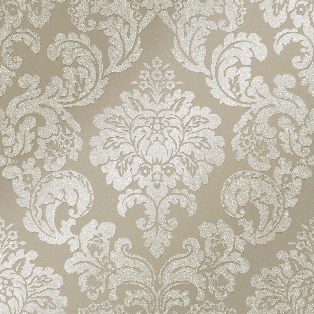 Henderson Interiors Kensington Textured Damask Speedyhang