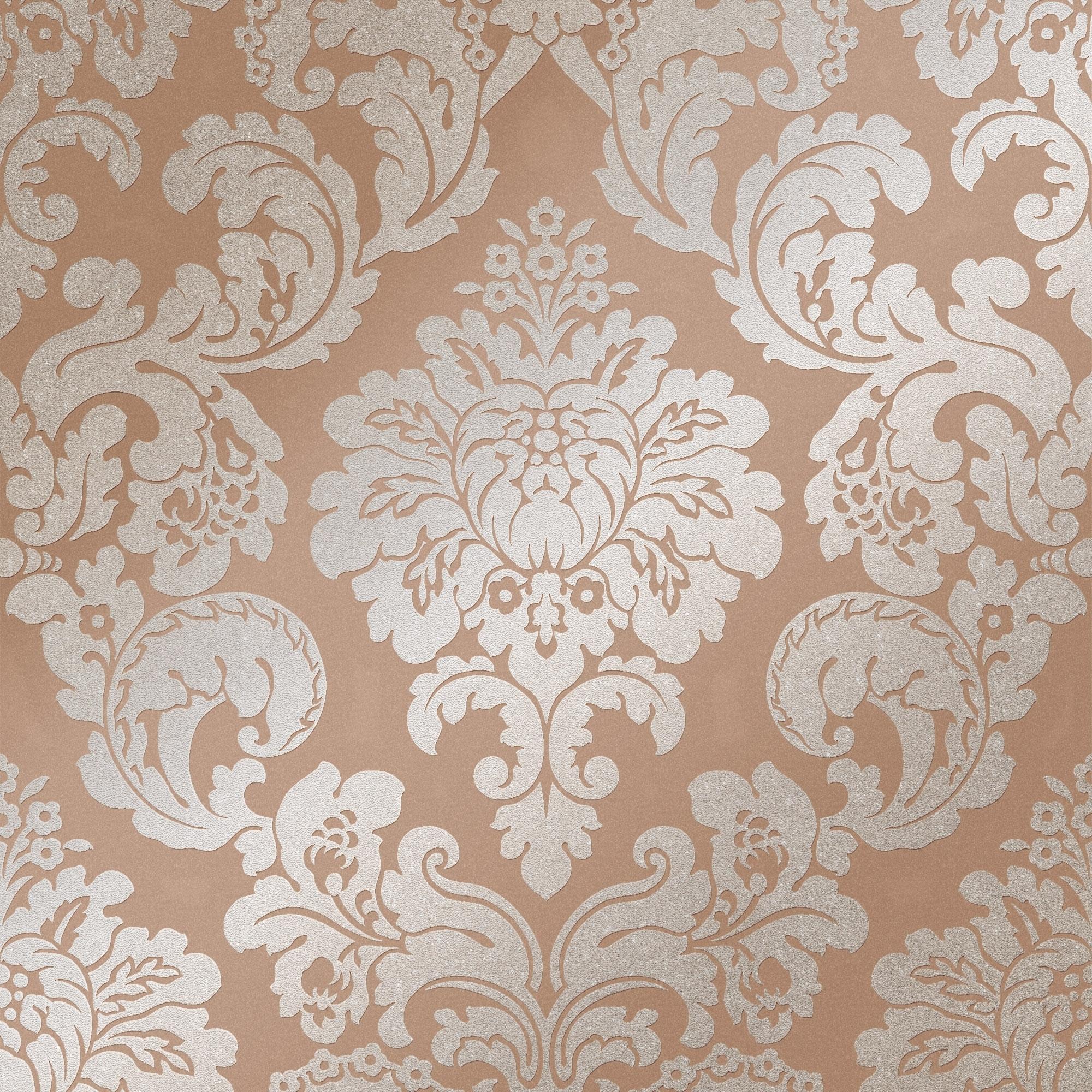 Henderson Interiors Kensington Textured Damask Speedyhang