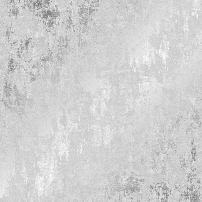 I Love Wallpaper Milan Metallic Wallpaper Grey Silver