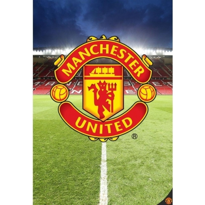 Decorline Official Manchester United Wall Mural (FIN0005)