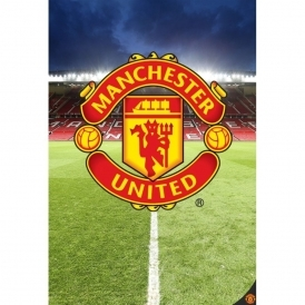 Official Manchester United Wall Mural (FIN0005)