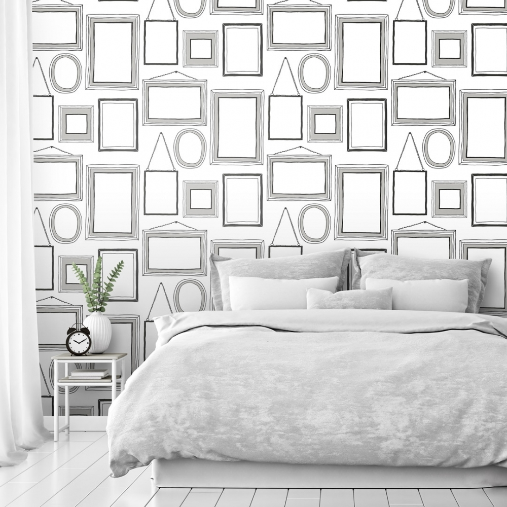 Crown Picture Wall Frames Wallpaper