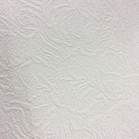 Pure Whites Paintable Texture Wallpaper (FD30912)