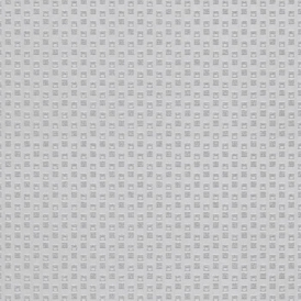 Shiny Chic Geometric Wallpaper Grey, Silver (317701)