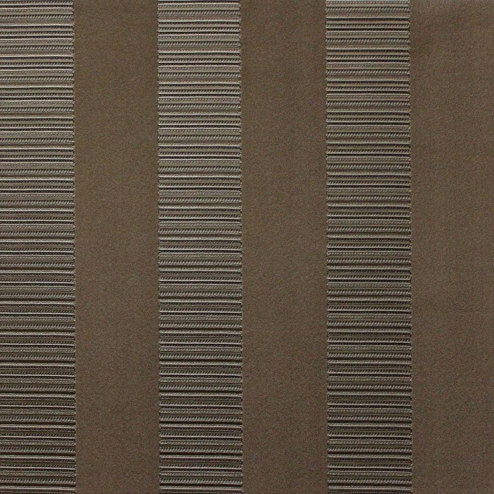 Arthouse Ravello Stripe Wallpaper Chocolate 262001