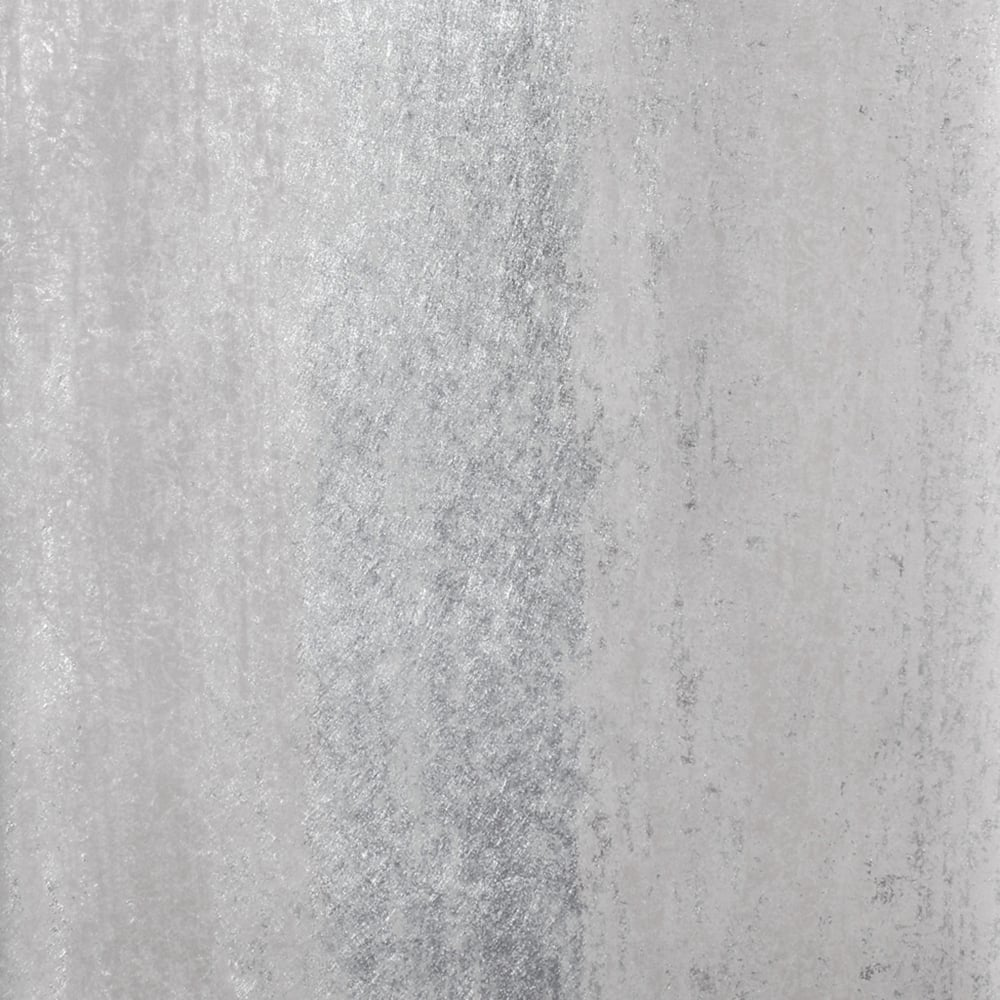 Muriva Sienna Metallic Ombre Wallpaper Silver Grey