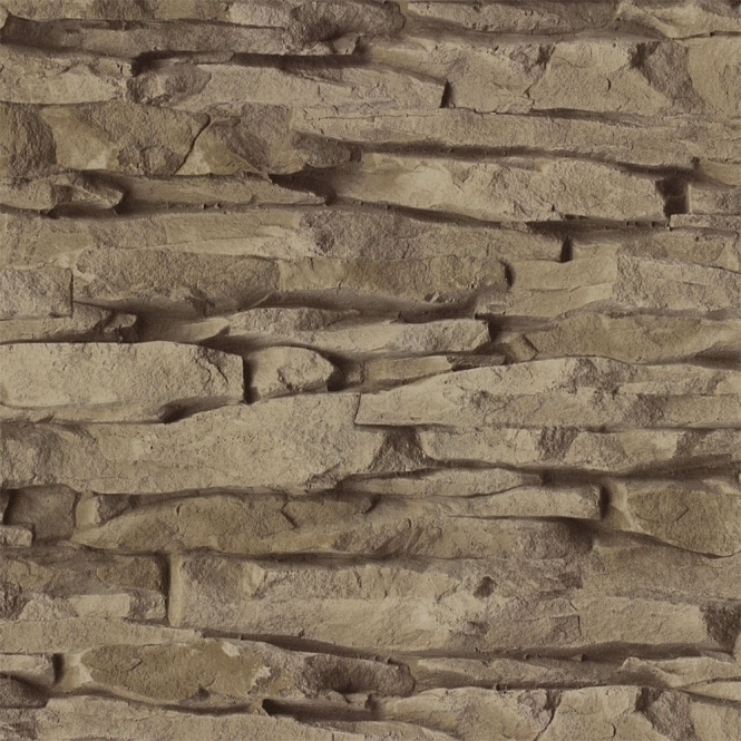 Rasch Slate Effect Wallpaper Brown, Natural (859508)