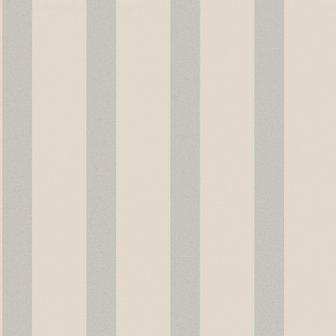 Decorline Sparkle Striped Wallpaper Putty, Silver (DL40197)